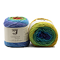 Juniper Moon  Cumulus Rainbow Yarn