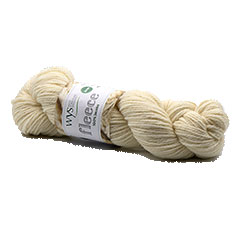 Fleece Jacobs Aran Yarn