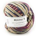 Merino 5 Print Yarn