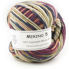 Merino 5 Print Yarn <em>by Crystal Palace