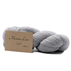 Merino Lace Light Yarn <em>by HiKoo