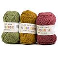 Baa Ram Ewe Pip Colourwork Yarn