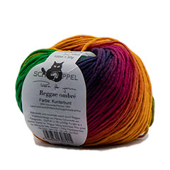 Reggae Ombre Yarn <em>by Schoppel Wolle