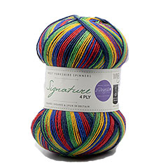 Signature 4ply Yarn <em>by West Yorkshire Spinners