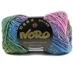 Silk Garden Yarn <em>by Noro