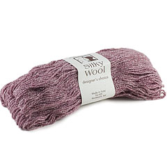 Silky Wool Yarn <em>by Elsebeth Lavold