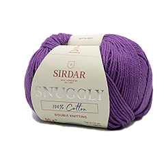 Snuggly 100% Cotton Yarn