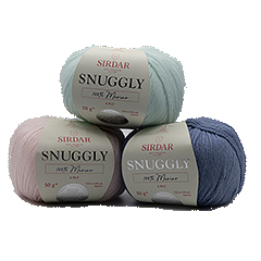 Snuggly 100% Merino Yarn <em>by Sirdar