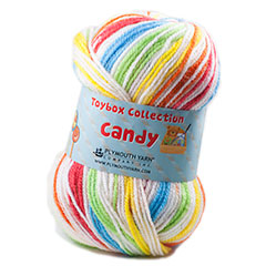 Toybox Candy Yarn <em>by Plymouth